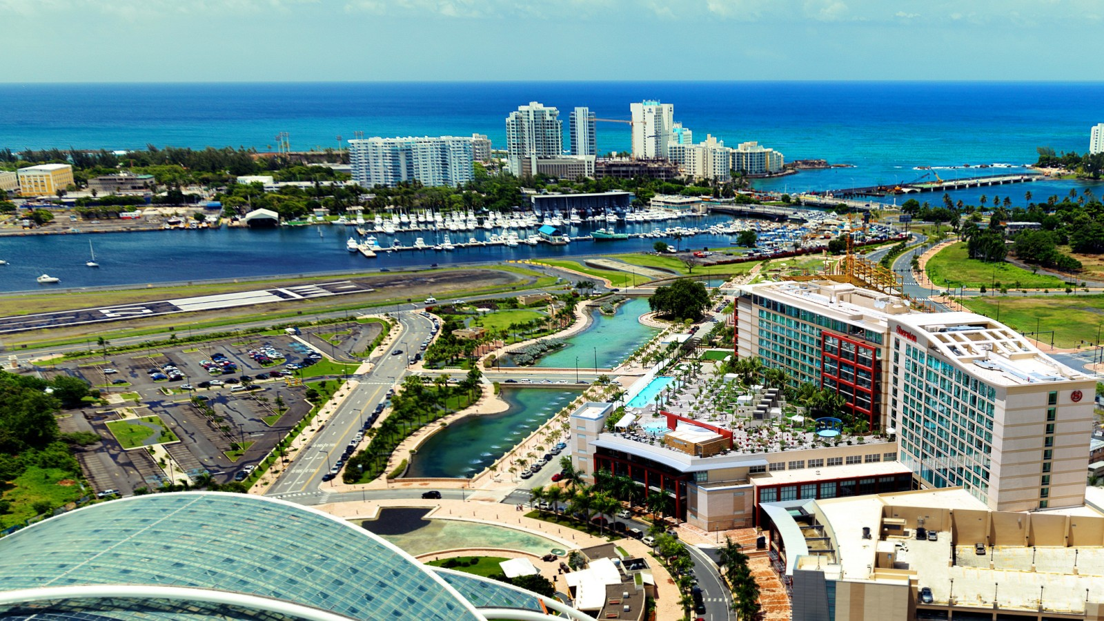 Sheraton Puerto Rico Hotel & Casino- The Mall of San Juan