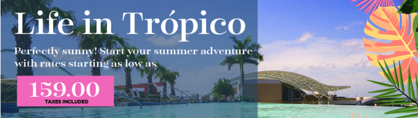 Sheraton Puerto Rico Hotel and Casino - Life in Tropico