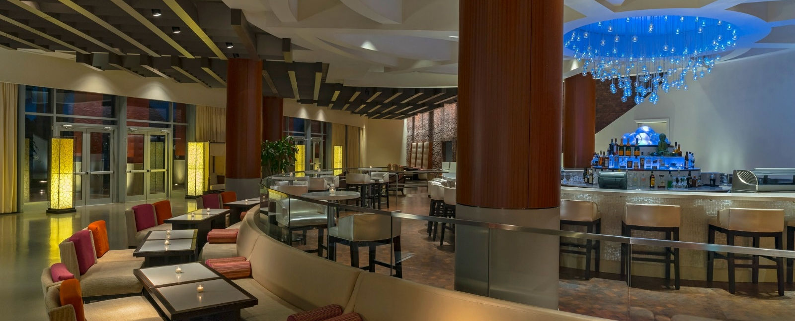 Sheraton Puerto Rico Hotel and Casino - District Lounge & Sushi Bar