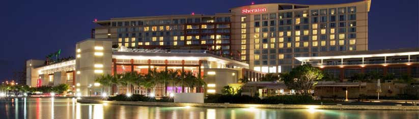 Sheraton Puerto Rico Hotel and Casino - Avis Rent a Car